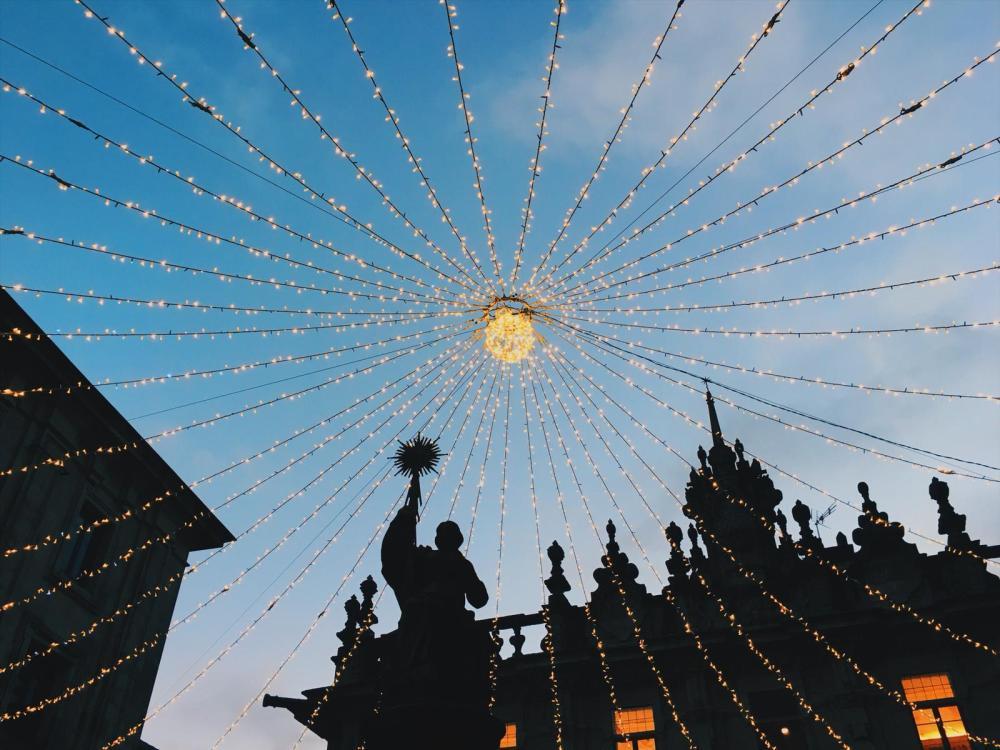 Santiago de Compostela - Navidad Imm G